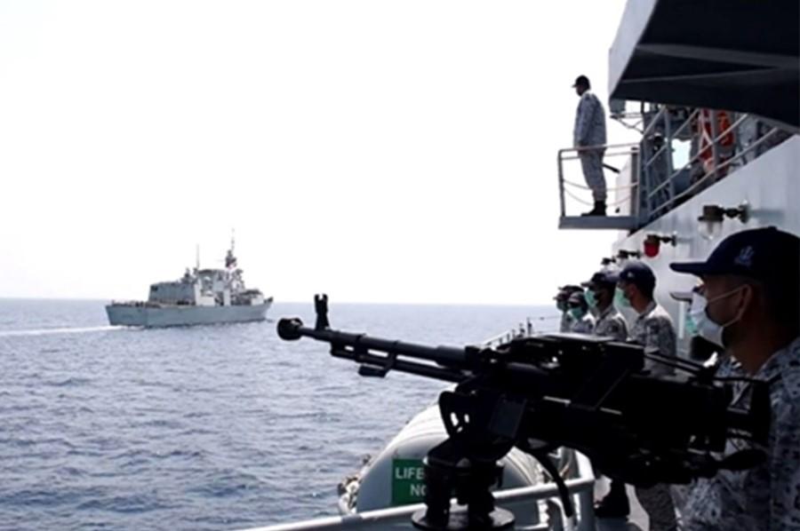 Pakistan Navy - Marine Pakistanaise 4258