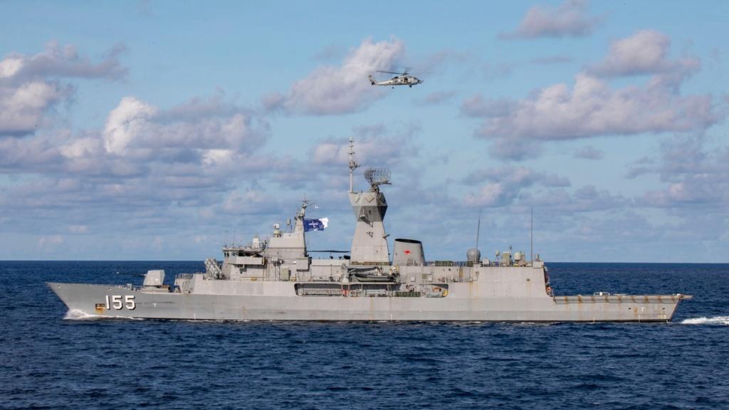 Australian Navy - Marine Australienne - Page 7 4348