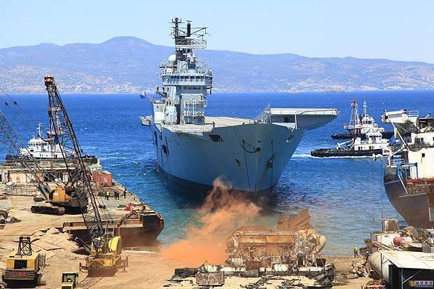navires au déchirages 4383
