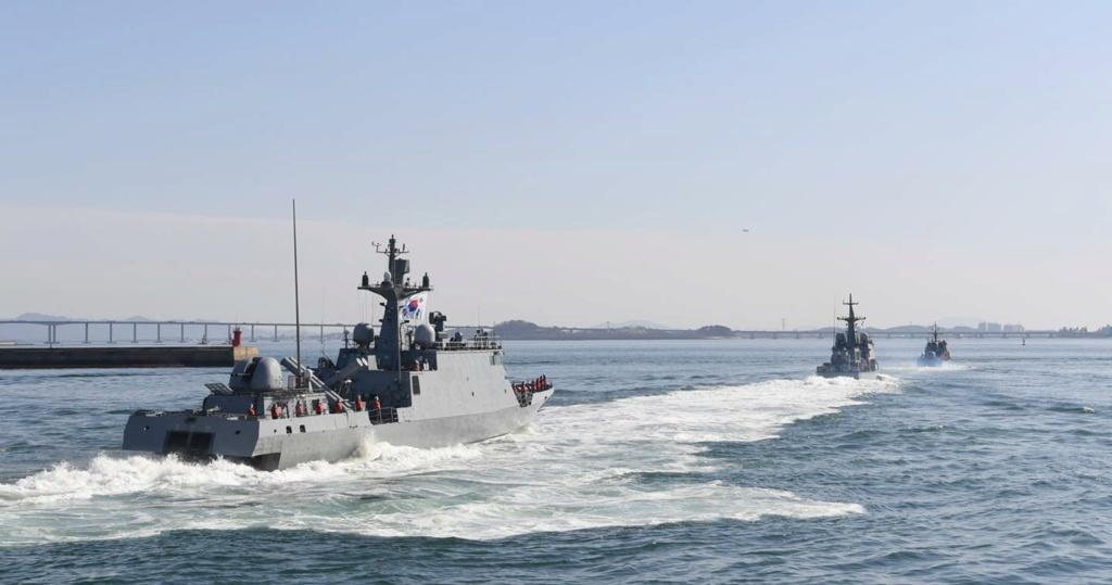 Republic of Korea Navy - Marine de la Corée du Sud - Page 5 449