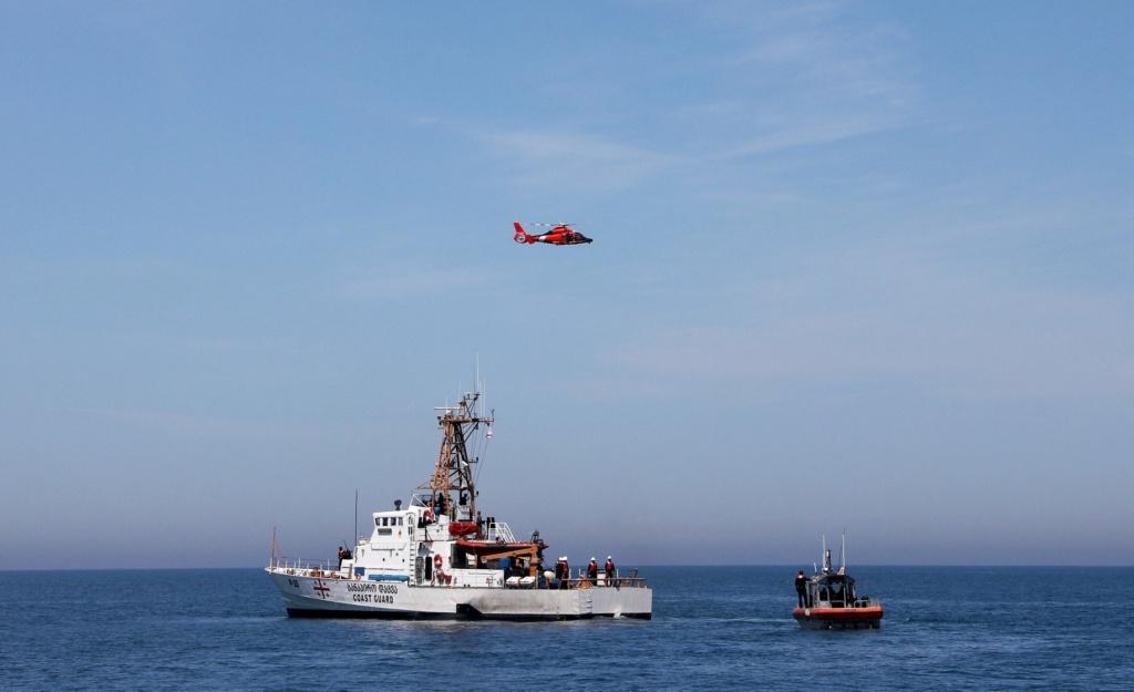 U. S. Coast Guard (garde-côtes des États-Unis) - Page 3 4514