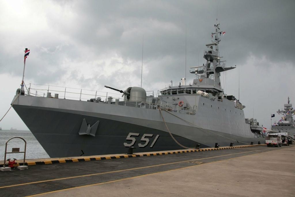 Marine royale thaïlandaise - Royal Thai Navy 512