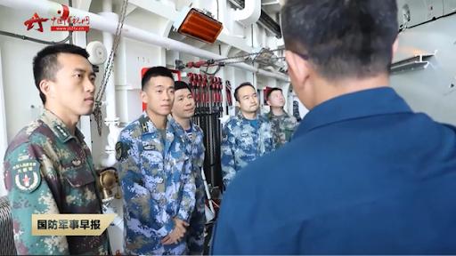 (PLA) Navy  CHINE 512