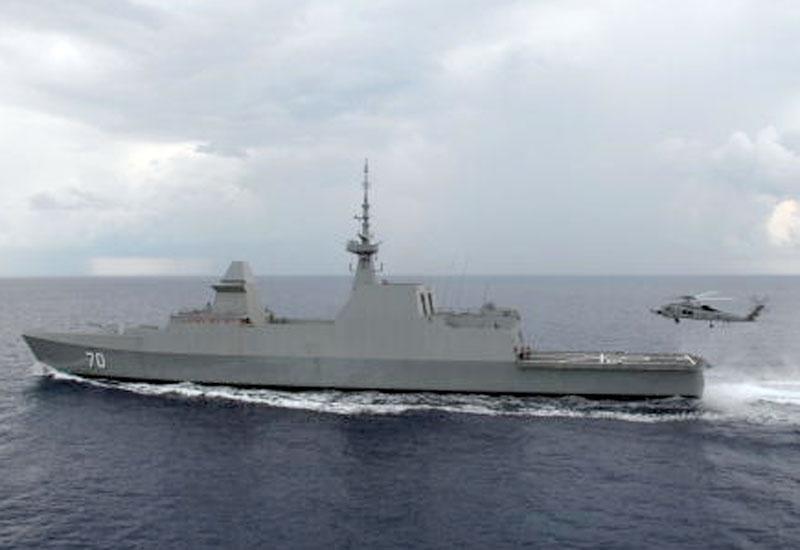 Singapore Navy - Marine de Singapour - Page 3 5143