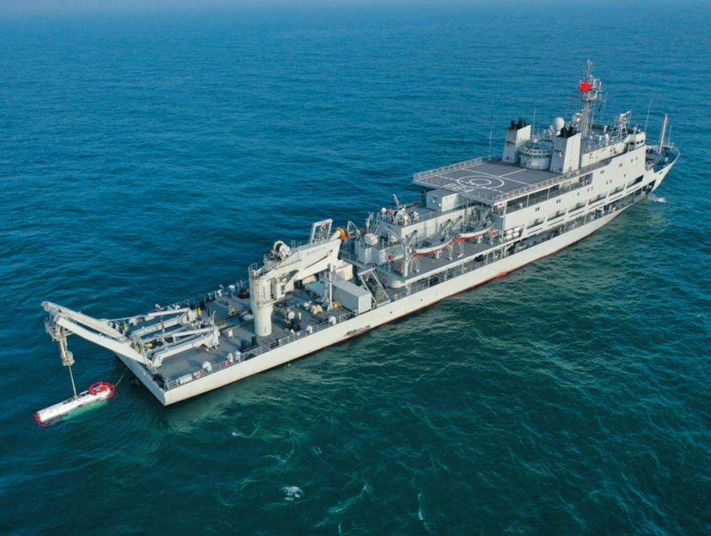 (PLA) Navy  CHINE 5241
