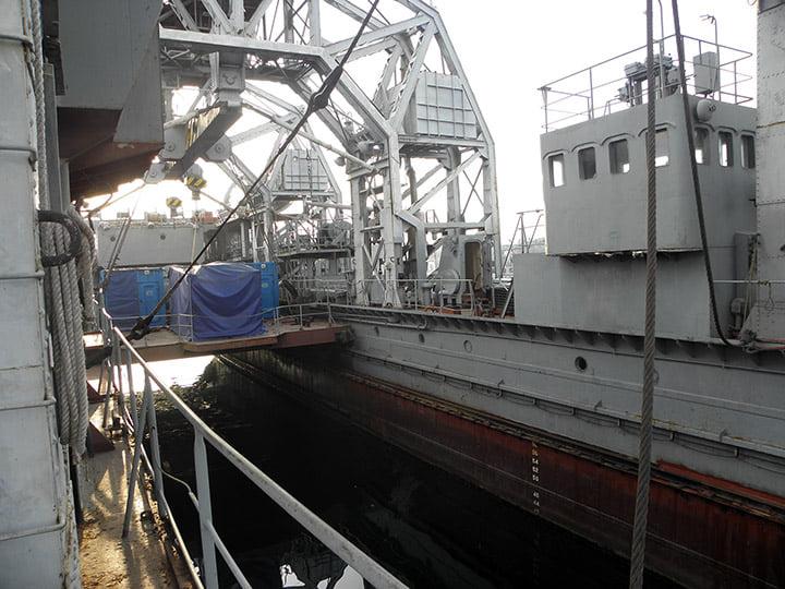 les plus vieux navires de guerre toujours en activités 5285