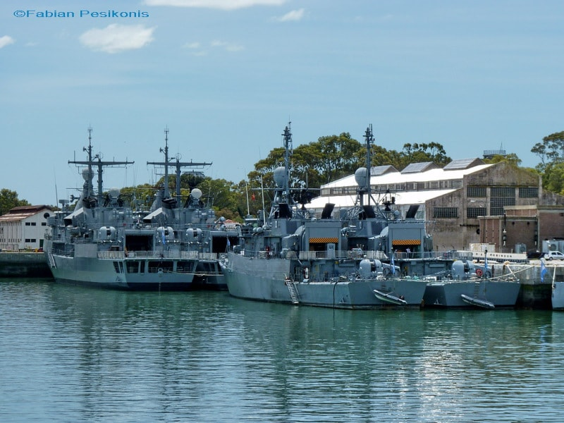 Argentine Navy - Marine de l'Argentine - Page 2 5294