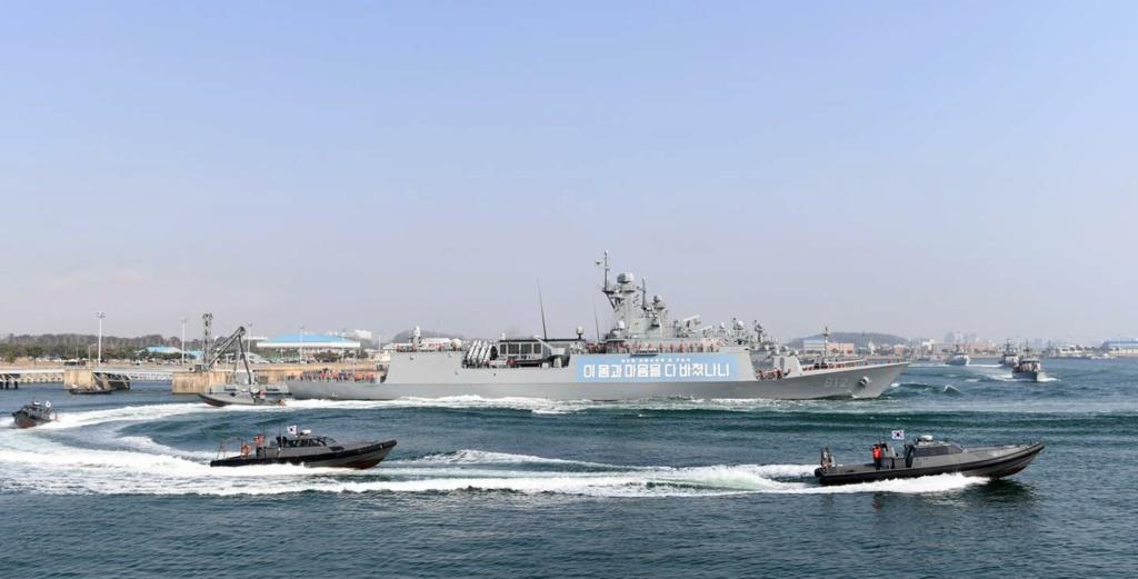 Republic of Korea Navy - Marine de la Corée du Sud - Page 5 533