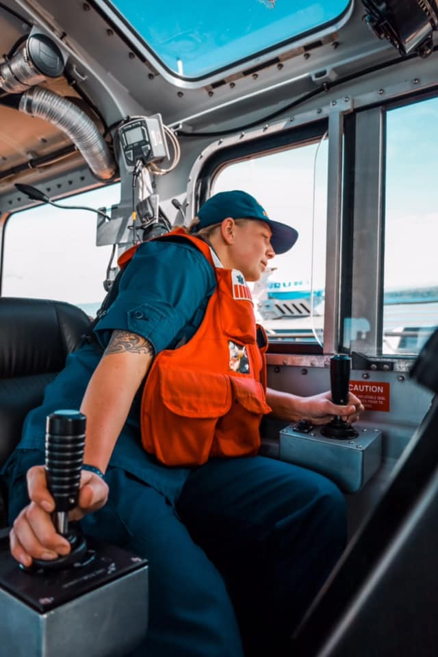 U. S. Coast Guard (garde-côtes des États-Unis) - Page 7 5388
