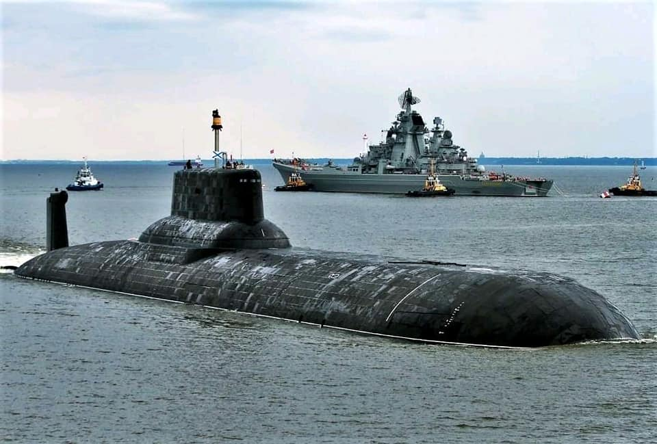 Russian Navy - Marine Russe - Page 30 5392