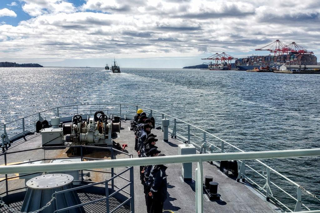 marine Royale Canadienne  579