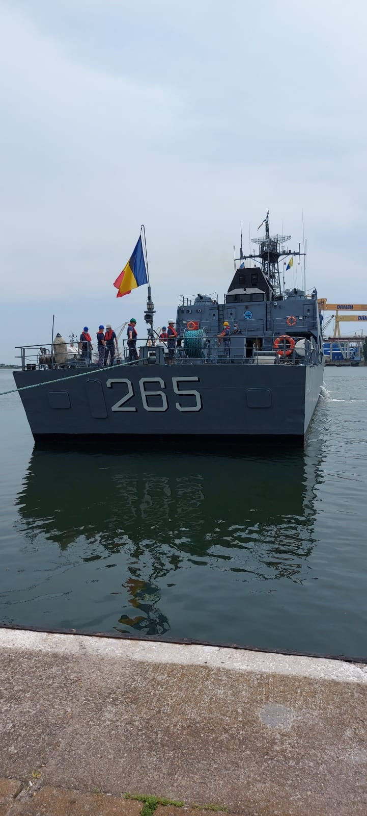 Romanian navy - Marine roumaine - Page 5 6316