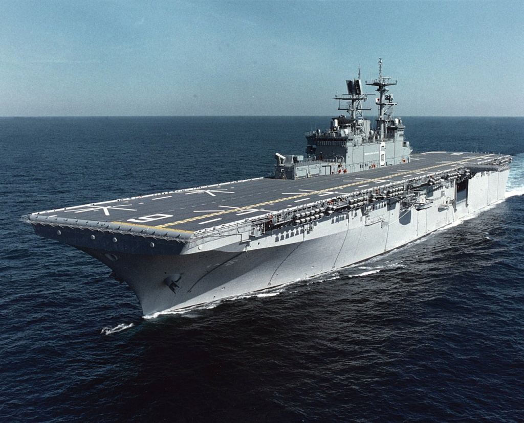 Incendie à bord du USS Bonhomme Richard (LHD 6) - Page 2 659