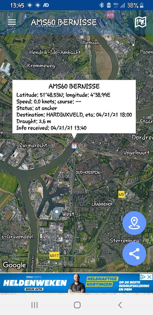 """BERNISSE (ex SPA """"Dragueur de mines côtier"""") - Page 13 672"""