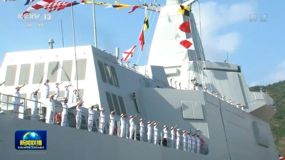 Marine chinoise - Chinese navy - Page 18 688