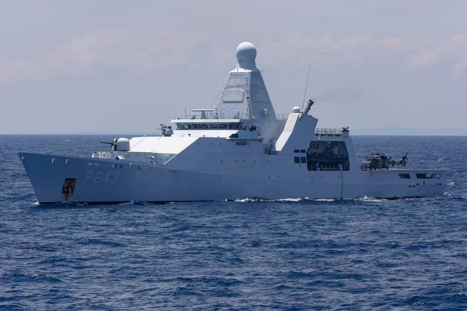 Koninklijke Marine : les news - Page 8 7100