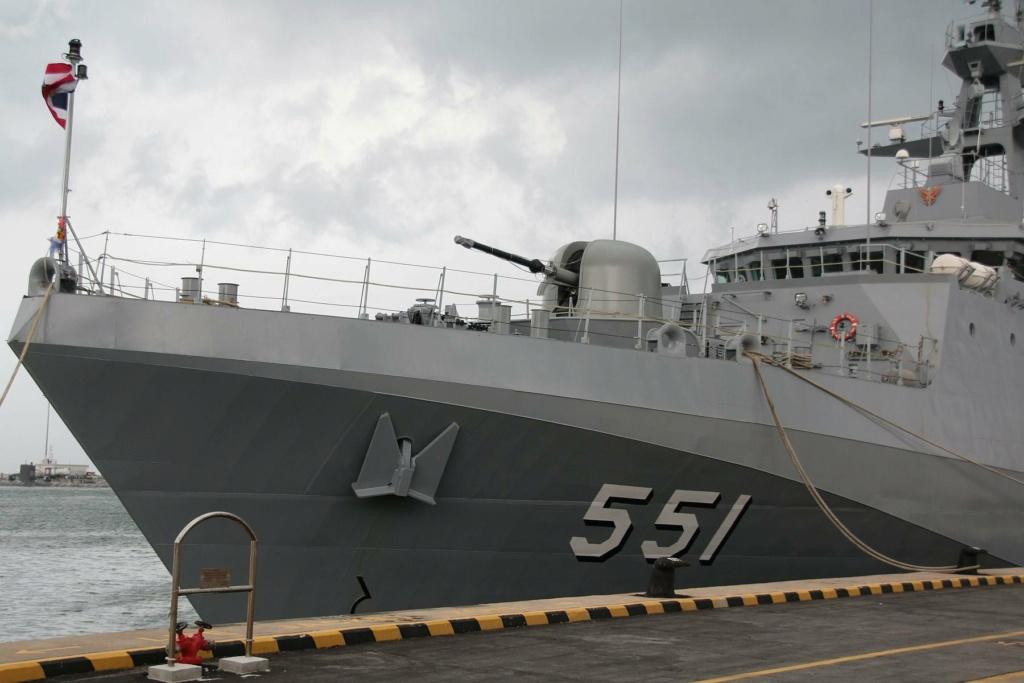 Marine royale thaïlandaise - Royal Thai Navy 713