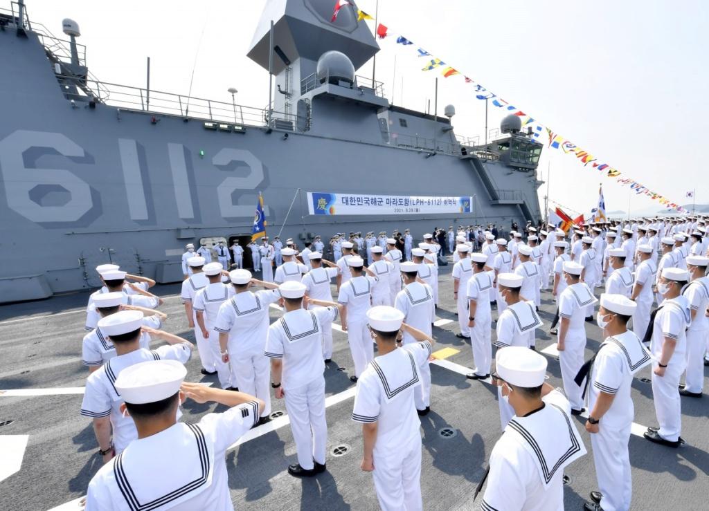 Republic of Korea Navy - Marine de la Corée du Sud - Page 6 7260