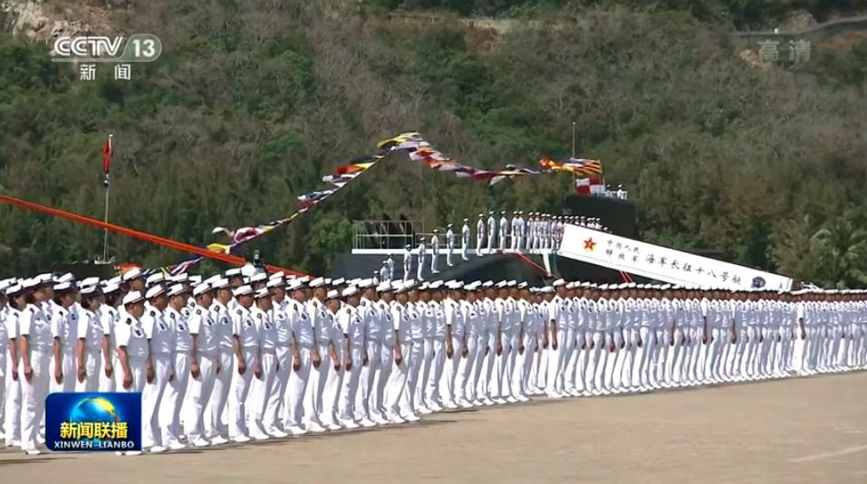 Marine chinoise - Chinese navy - Page 18 767