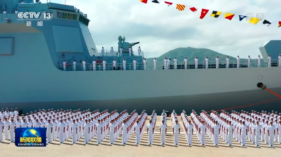 Marine chinoise - Chinese navy - Page 18 768