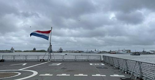 HMS Queen Elizabeth CSG21 8149