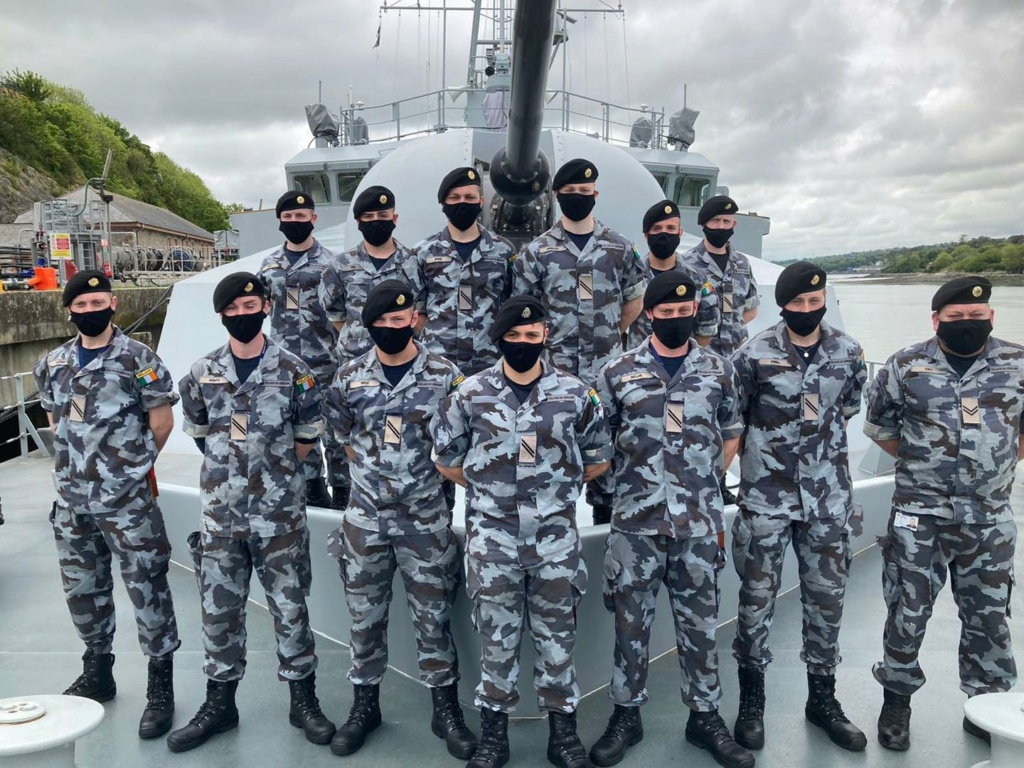 Irish Naval Service - Force Navale Irlandaise - Page 3 9146