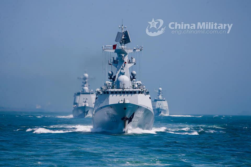 Marine chinoise - Chinese navy - Page 19 987