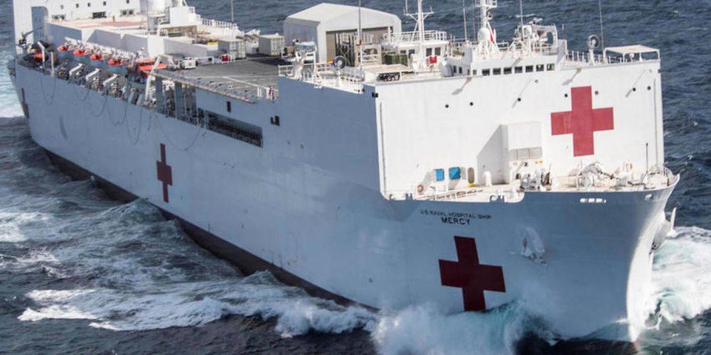 construction de navire hopital en Amérique  Navire10