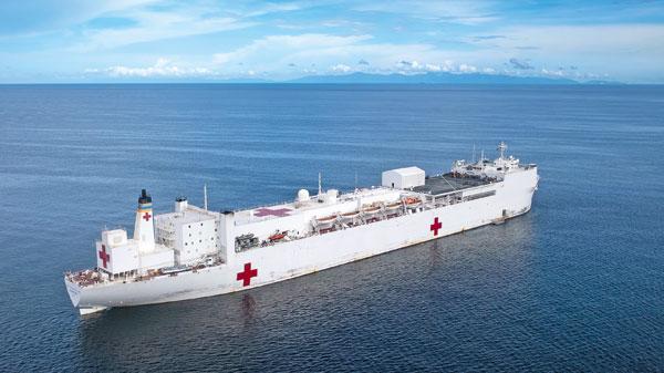 construction de navire hopital en Amérique  Usns_c10