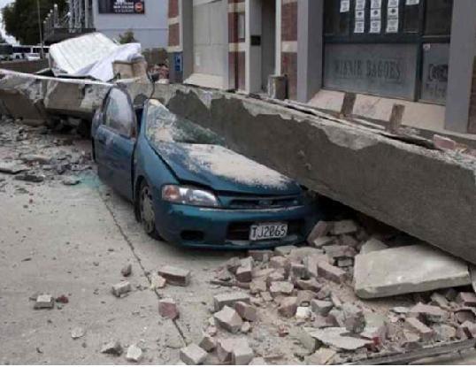 Al menos 65 fallecidos deja terremoto de 6,3 grados Richter en Nueva Zelandia Diez10