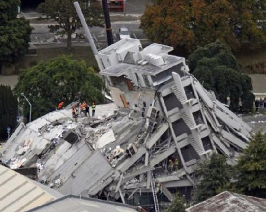 Al menos 65 fallecidos deja terremoto de 6,3 grados Richter en Nueva Zelandia Dos13