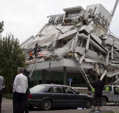 Al menos 65 fallecidos deja terremoto de 6,3 grados Richter en Nueva Zelandia Ochos11
