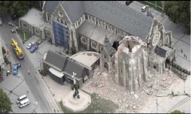 Al menos 65 fallecidos deja terremoto de 6,3 grados Richter en Nueva Zelandia Siete11