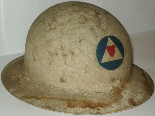 Auxiliary Police Helmet  Highdo10