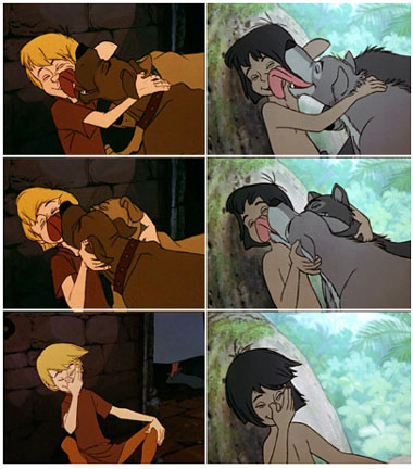 Ressemblances Films Disney Disney11
