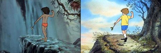 Ressemblances Films Disney Disney12