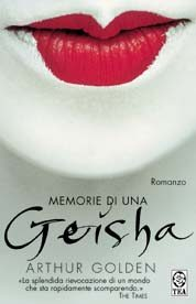 Memorie di una geisha di Golden Arthur Memori11