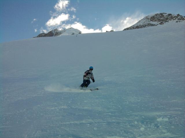 Grands Montets >>> glacier d'Argentière. Photo010