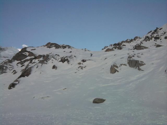 Grands Montets >>> glacier d'Argentière. Photo011