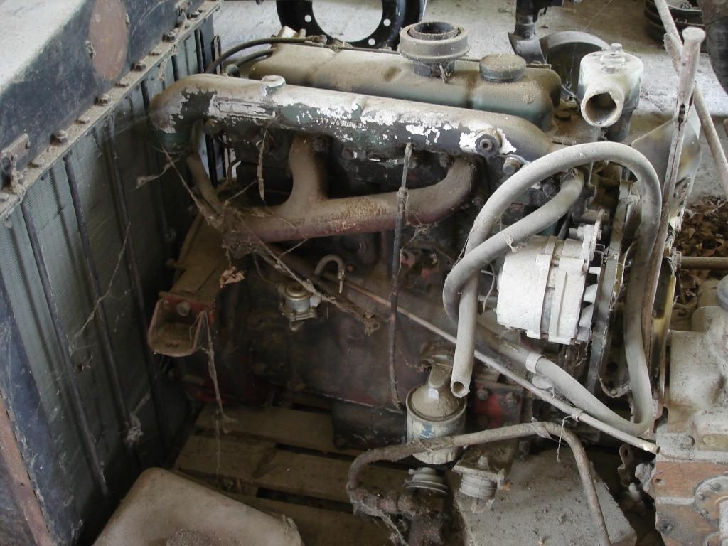 [rech] Moteur Perkins 3.7L Dsc04218