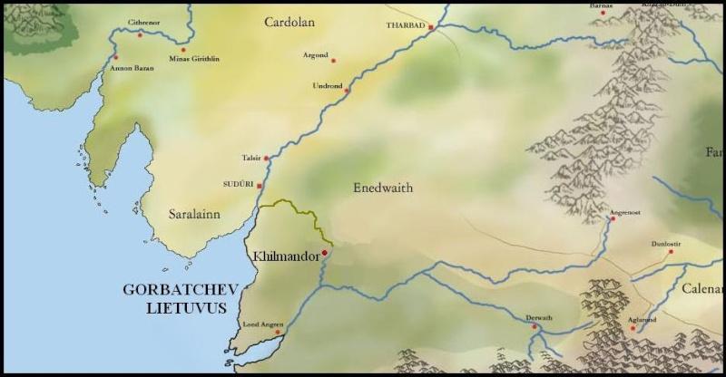Khilmandor, a Terra do Abençoada do Povo Seguidor Khilma13