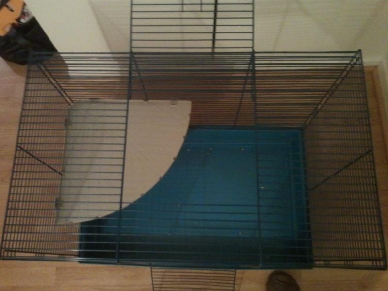 [VEND] Cage furet plus 2011-011