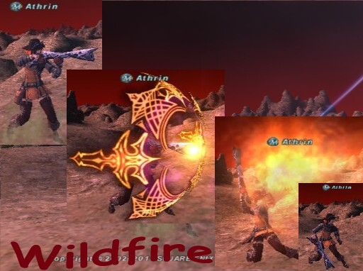 Athrin's Armageddon and Wildfire Athrin10