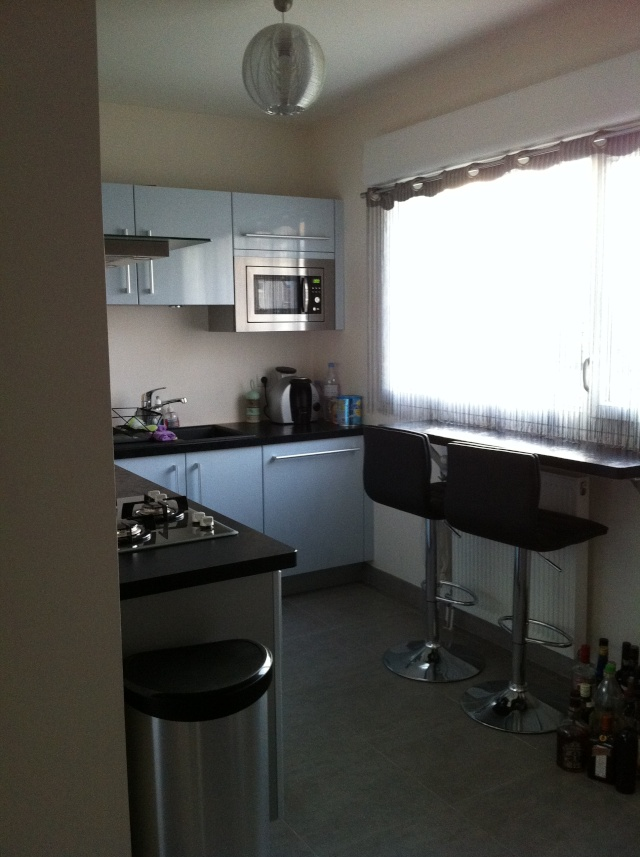 couleur pour la cuisine. Black Bedroom Furniture Sets. Home Design Ideas