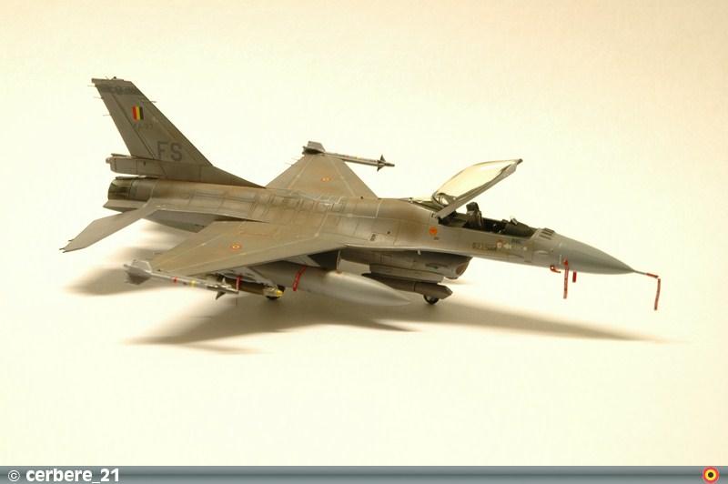 [ITALERI] F-16A  2ème escadrille 2ème wing FAé belge Dsc_2810