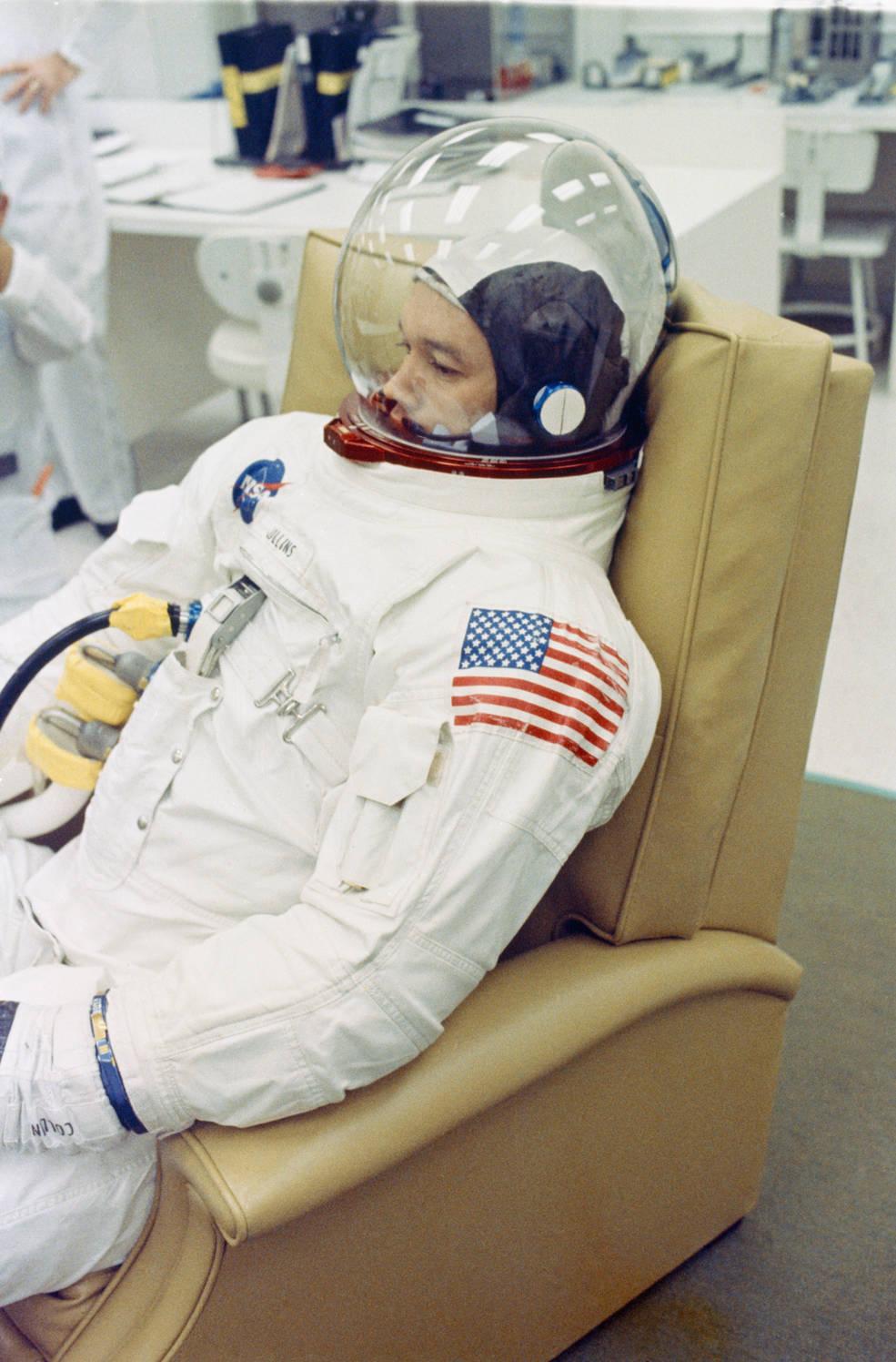Michael Collins (1930-2021) Apollo11