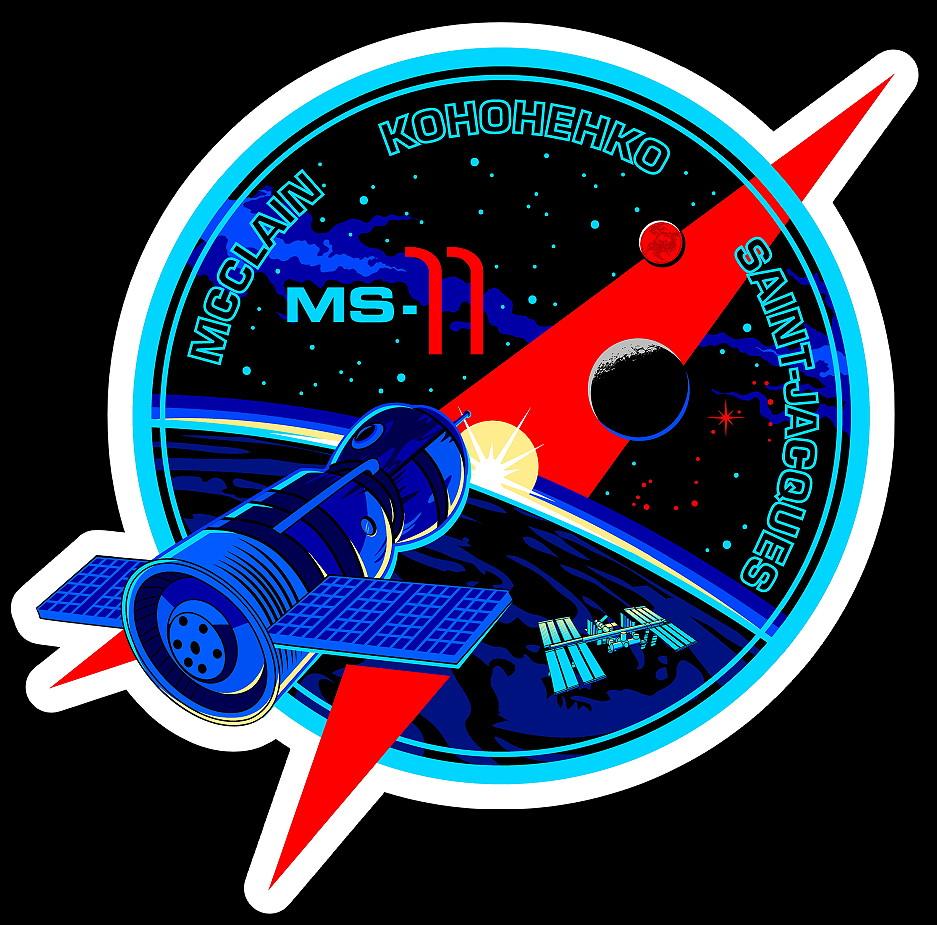 Soyouz-FG (Soyouz MS-11) - 3.12.2018 Soyuz-12