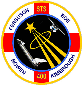 Endeavour STS-400 Sts-4011