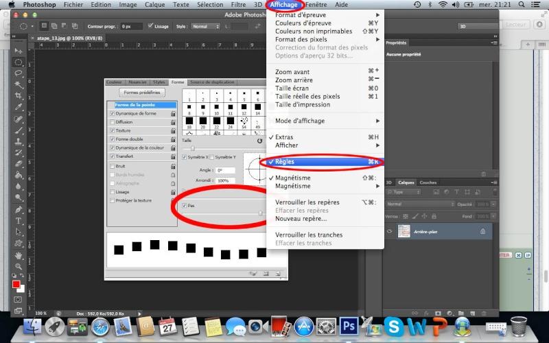 Créer une pellicule photo-diapo avec photoshop - Page 2 Captur13