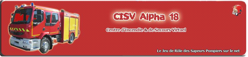 Centre d'Incendie & de Secours [A-18]